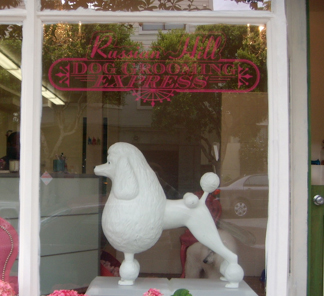 Russian Hill Dog Grooming Express